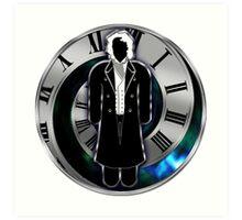 Doctor Who - 8th Doctor - Paul McGann Art Print
