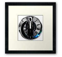 Doctor Who - 8th Doctor - Paul McGann Framed Print