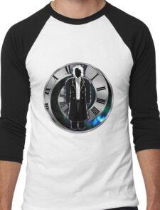 Doctor Who - 8th Doctor - Paul McGann Men's Baseball ¾ T-Shirt