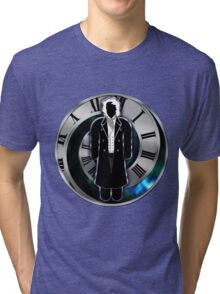 Doctor Who - 8th Doctor - Paul McGann Tri-blend T-Shirt