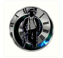 Doctor Who - 7th Doctor - Sylvester McCoy Art Print