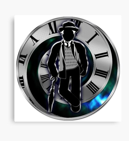 Doctor Who - 7th Doctor - Sylvester McCoy Canvas Print