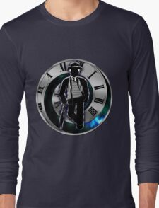 Doctor Who - 7th Doctor - Sylvester McCoy Long Sleeve T-Shirt
