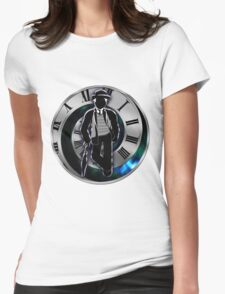 Doctor Who - 7th Doctor - Sylvester McCoy Womens Fitted T-Shirt