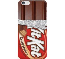 Kit Kat Bar  iPhone Case/Skin