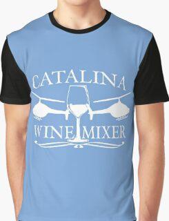 Catalina wine mixer Graphic T-Shirt