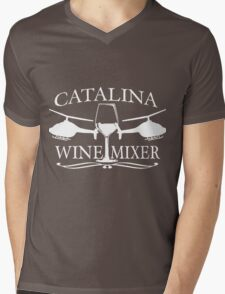 Catalina wine mixer Mens V-Neck T-Shirt