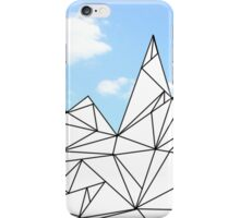 Ice Hills iPhone Case/Skin