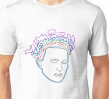 dope chica head  Unisex T-Shirt