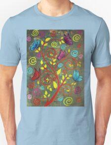 Butterflies-5 T-Shirt