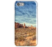 Raw Beauty Of Arches iPhone Case/Skin