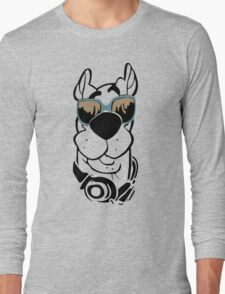 Scooby Dog Long Sleeve T-Shirt