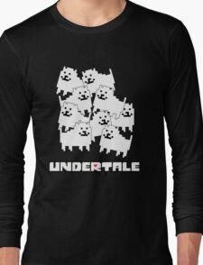 Dogs - Undertale Long Sleeve T-Shirt