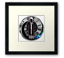 Doctor Who - 5th Doctor - Peter Davison Framed Print