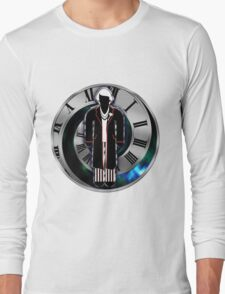 Doctor Who - 5th Doctor - Peter Davison Long Sleeve T-Shirt