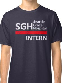 Grey's anatomy - SGH Intern Classic T-Shirt