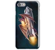 The Dragon's Rocketship iPhone Case/Skin