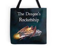 The Dragon's Rocketship Tote Bag