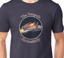 The Dragon's Rocketship Unisex T-Shirt