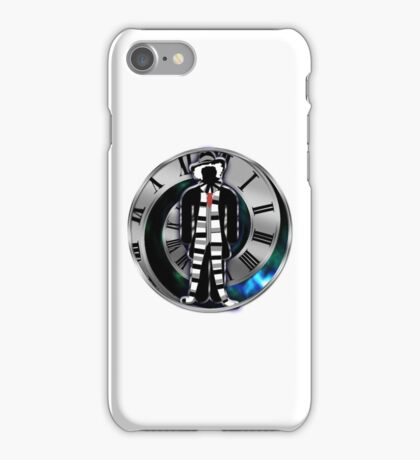 Doctor Who - 4th Doctor - Tom Baker iPhone Case/Skin