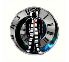 Doctor Who - 4th Doctor - Tom Baker Art Print
