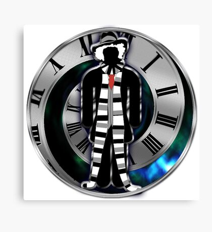 Doctor Who - 4th Doctor - Tom Baker Canvas Print