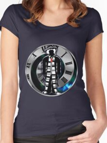 Doctor Who - 4th Doctor - Tom Baker Women's Fitted Scoop T-Shirt