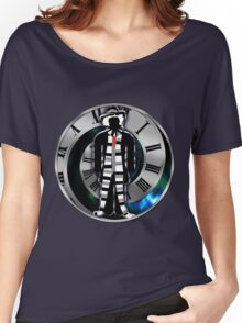 Doctor Who - 4th Doctor - Tom Baker Women's Relaxed Fit T-Shirt
