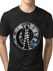 Doctor Who - 4th Doctor - Tom Baker Tri-blend T-Shirt