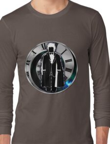 Doctor Who - 3rd Doctor - Jon Pertwee Long Sleeve T-Shirt