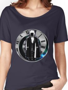 Doctor Who - 3rd Doctor - Jon Pertwee Women's Relaxed Fit T-Shirt