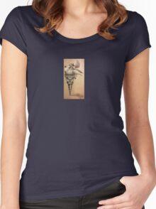 Winston Buknee Women's Fitted Scoop T-Shirt