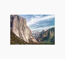 Dramatic Yosemite Valley Unisex T-Shirt