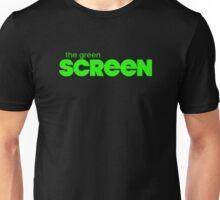 The Green Screen Logo Unisex T-Shirt