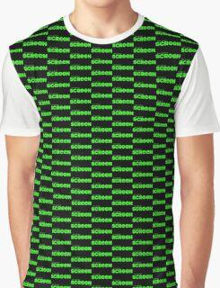 The Green Screen Logo Graphic T-Shirt