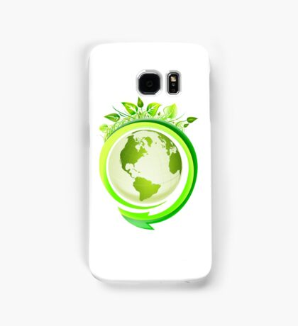 Earth Nature Ecology Samsung Galaxy Case/Skin