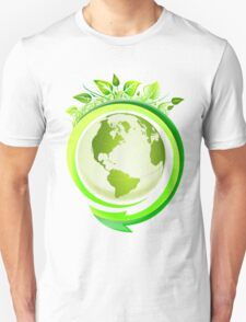 Earth Nature Ecology Unisex T-Shirt