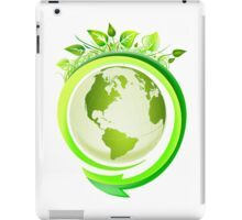 Earth Nature Ecology iPad Case/Skin