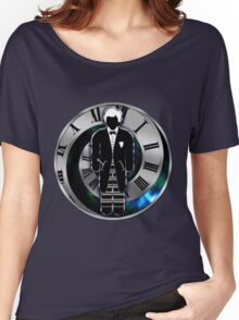 Doctor Who - 2nd Doctor - Patrick Troughton Women's Relaxed Fit T-Shirt