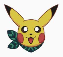 PSMD - Pikachu Graphic Icon Kids Tee