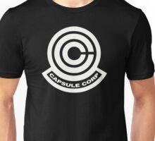 Capsule Corp Logos Unisex T-Shirt