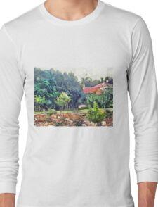 Home Between trees Long Sleeve T-Shirt
