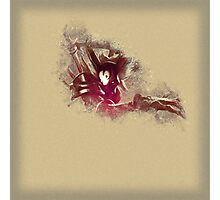 Bloodmoon Kalista League of Legends Photographic Print