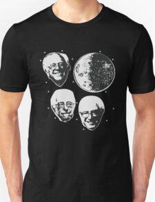 Three Bernie Moon - Funny Bernie Sanders Parody Unisex T-Shirt