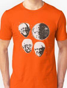 Three Bernie Moon - Funny Bernie Sanders Parody T-Shirt