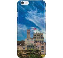 Memories Of San Francisco iPhone Case/Skin