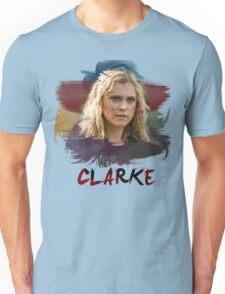 Clarke - The 100 - Brush Unisex T-Shirt