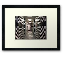 A Drunk Persons Nightmare Framed Print