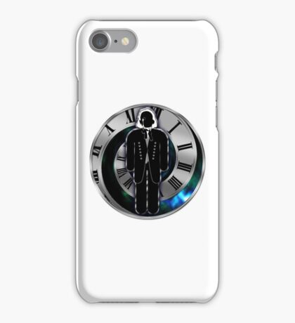 Doctor Who - 1st Doctor - William Hartnell iPhone Case/Skin