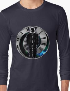 Doctor Who - 1st Doctor - William Hartnell Long Sleeve T-Shirt